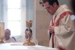Ordination de fr. Jean-Luc Marie (Narbonne, mars 2011). Offertoire.