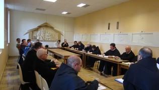 Temps de formation au couvent Saint François