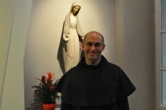 Fr. Jean - François - Marie, nouveau custode provincial.