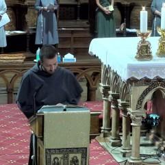 Prière Universelle : fr. Raphaël