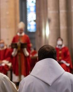 Engagement de fr. Jérémie-Marie